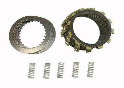 Complete Clutch Kit w/ Discs, Plates & Springs Honda CRF250R 2004 2005 2006 2007