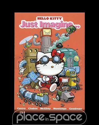 HELLO KITTY:JUST IMAGINE - SOFTCOVER GRAPHIC NOVEL (RRP £5.99)