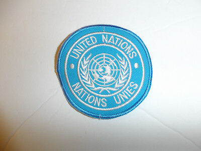 b3868 United Nations UN Nations Unies patch R2A