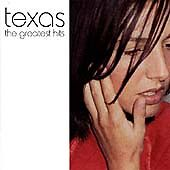 The Greatest Hits - Texas - CD Album - Sharleen Spiteri - 18 Best of tracks