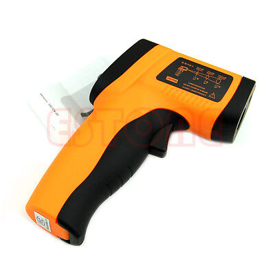 GM300 Non-Contact LCD IR Laser Digital Infrared Thermometer Temperature Gun