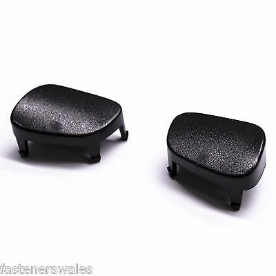 Land Rover Disco Discovery 2 Ii 99-04 Horn Switch Button Cap Cover Set Pair New