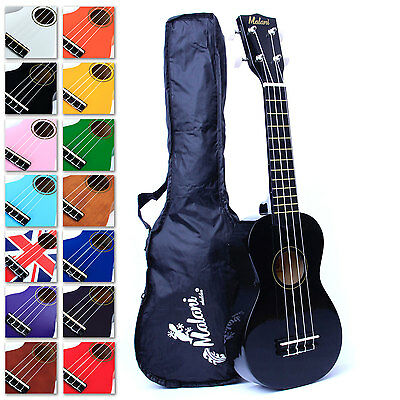 Malani' Soprano Ukulele Starter Pack & Bag for Beginners/Kids (5 yr Guarantee)