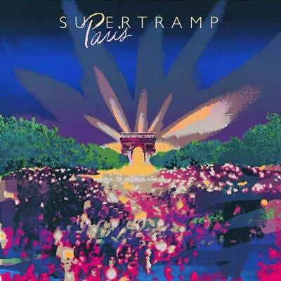 Paris (Remastered) - Supertramp Compact Disc Free Shipping!