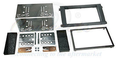CONNECTS2 Porsche Cayenne 2002-2010 Double Din Car Stereo Facia Fitting Kit