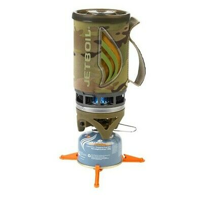 JETBOIL FLASH 1L Portable Gas Stove Cooking Set CAMO - Hiking Camping Outdoor