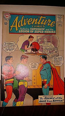 ADVENTURE COMICS #320 Legion of Super-Heroes VF 7.0 DC COMICS
