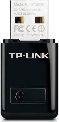 TP-Link TL-WN823N 300Mbps USB 2.0 WiFi Adapter