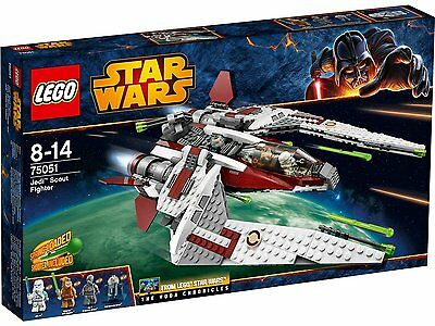LEGO® Star Wars™ 75051 Jedi™ Scout Fighter NEU OVP MISB