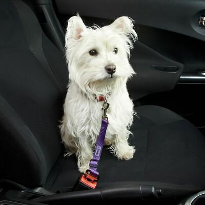 Bunty Dog / Cat Safty Travel Seat Belt Restraint Harness Clip For Car Van Lead