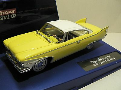 Carrera Digital 132 Plymouth Fury `60 Chrysler LLC 2009  30491  USA Neu