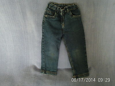 Boys 2-3 Years - Blue Denim Jeans - George