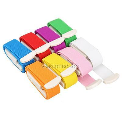 5x Outdoor Camping Buckle Elastic Belt Medical Emergency Tourniquet  WT7n