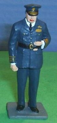 TOY SOLDIERS TIN WWII BRITISH PRIME MINISTER CHURCHILL  54 MM