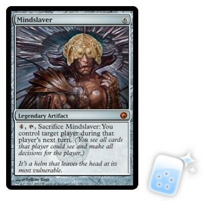 MTG Magic 1X Mindslaver 3 available from mirrodin