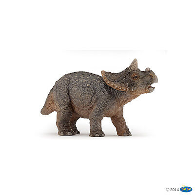Triceratops Baby 10 cm Dinosaurier Papo 55036
