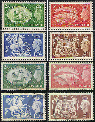 GB 1951 High Value Stamps Mint or Used. Choice of Stamps.