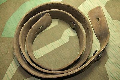 Original Swiss K11 Leather Sling K-11 w/ markings M11 Type Not for the K31