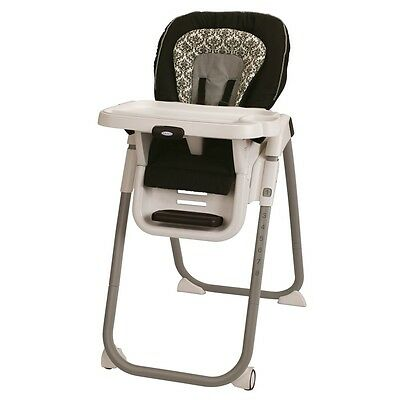 Graco TableFit High Chair - Rittenhouse - New! Free Shipping! Table Fit