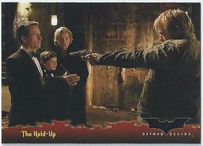 Batman Begins - Card 23 - The Hold Up