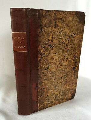 Treatise Epidemic Cholera Prevailed In India Frederick Corbyn First Edition 1832