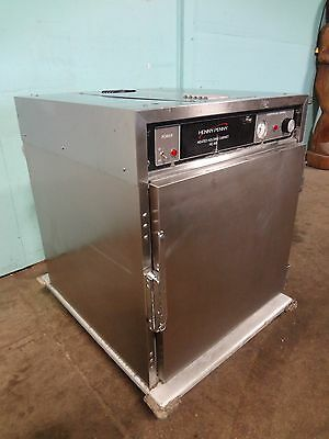 """HEAVY DUTY COMMERCIAL """"HENNY PENNY"""" ELECTRIC HEATED WARMER HOLDING CABINET CART"""
