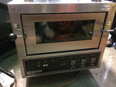 Doyon Fpr3 Rotating Oven  - Fast Baking Ovens - 40 Pizzas Per Hour