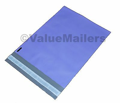 50 10x13 PURPLE Poly Mailers Shipping Envelopes Couture Boutique Quality Bags