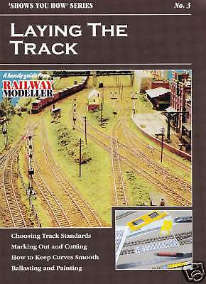 Peco Shows You How Booklet No.3 Laying The Track for Model Railways New
