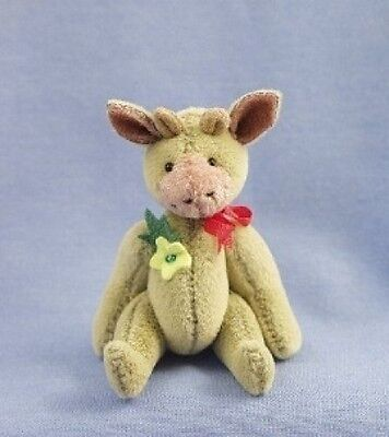 Deb Canham Little Gems Collection Mud The Cow LE 75