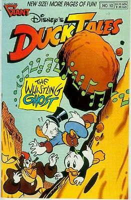 Duck Tales # 10 (Barks, 52 pages) (USA, 1989)