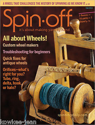 Spin-off magazine fall 2011: ALL ABOUT WHEELS, orifices...