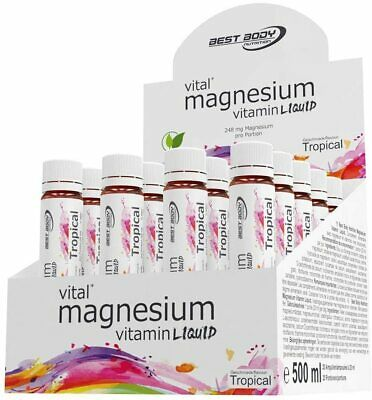 Best Body Nutrition 31,98€/L Magnesium 20 Ampullen,