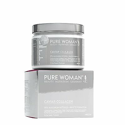 159,66 EUR/kg Pure Woman CAVIAR COLLAGEN 300g (Kaviar Kollagen Collagene)