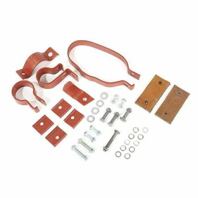 Omix-Ada Exhaust Mounting Kit 41-45 Willys Mb & Ford Gpw X17620.17