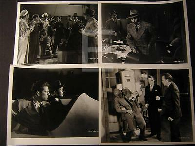 1940 Mysterious Doctor Satan 8 MOVIE PHOTO LOT 347L