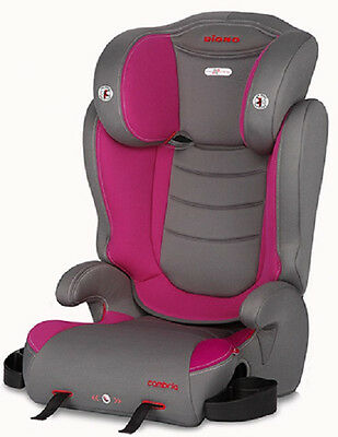 Diono Cambria Highback Booster Car Seat - Raspberry - Brand New!!!