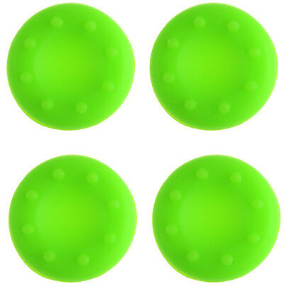 Lot 4 PROTECTIONS SILICONE - POUR STICK JOYSTICK CAPS MANETTE PS4, PS3, Xbox One