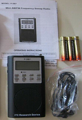 BLEMISHED FM SWEEP P-SB7 PSB7 Paranormal Spirit Ghost Hunting Equipment EVP Box