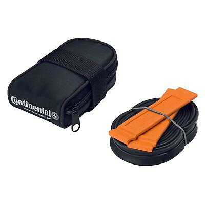 Continental Road Bike Saddle Bag inc Tube and Tyre Levers 700 x 18-25