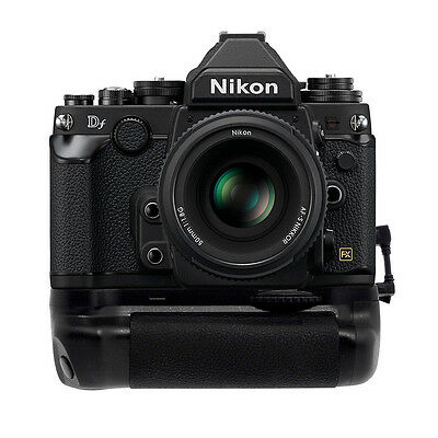 Neewer Vertical Battery Grip Replacement for BG-2P Compatible with Nikon DF