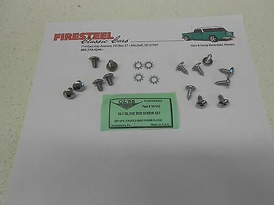 1955 1956 1957 Chevy Chevrolet #17-171 RADIATOR SUPPORT to FRAME SHIMS New