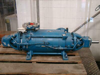 Carver Boiler Feed Pump 35 GPM 3500Rpm WKL50HB-5