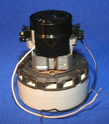 Tennant 130406AM Vacuum Motor 120v 2 Stage For Typhoon 3500 3520 Wet/Dry Vac