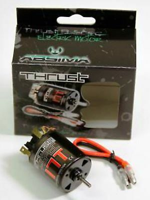 17T 17 x2 DOUBLE Turn Tuned 540 BRUSHED Motor 1/10 RC EP Electric Car for Tamiya