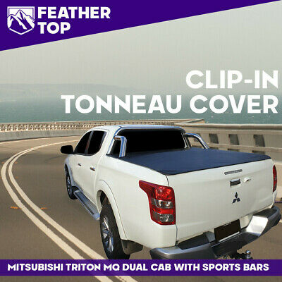 Holden Commodore  Ve Vf Ute Australian Made Clip On Tonneau Cover