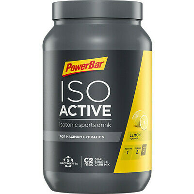 12,65 €/kg ++ PowerBar Energize ISOACTIVE Sports Drink, 1320 g Dose ++