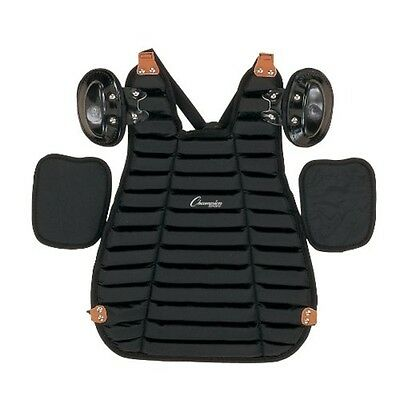 Champion Sports Inside Body Umpire Chest Protector P160 Chest Protector NEW