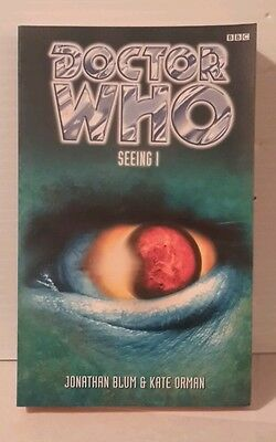 Doctor Who  SEEDS I   BBC Paperback Book- FREE S&H (M2566)