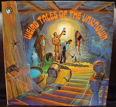 TROLL: WEIRD TALES OF THE UNKNOWN HALLOWEEN RECORD LP